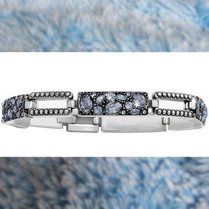 NWT Trust Your Journey Link Bracelet